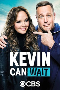 Kevin Can Wait movie cover
