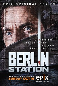 Berlin Station movie cover