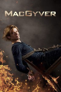 MacGyver movie cover