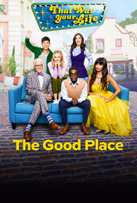 The Good Place movie cover