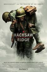 Hacksaw Ridge movie cover