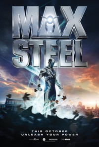 Max Steel main cover