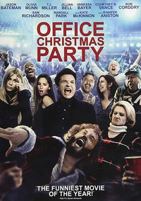 Office Christmas Party main cover