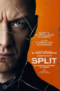 Split main cover
