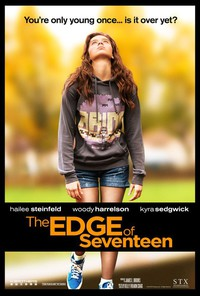 The Edge of Seventeen main cover
