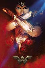 Wonder Woman movie cover