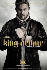 King Arthur: Legend of the Sword main cover