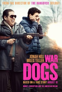 War Dogs main cover
