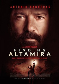 Finding Altamira main cover