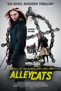 Alleycats main cover