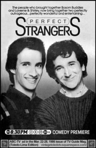 Perfect Strangers movie cover