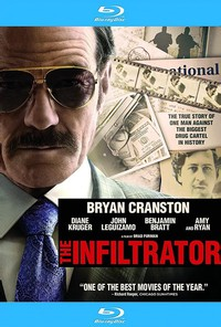 The Infiltrator main cover