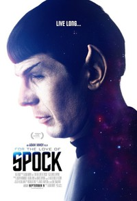 For the Love of Spock main cover