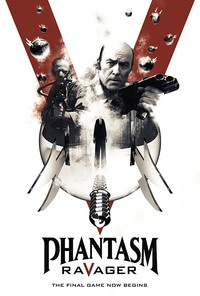 Phantasm: Ravager main cover