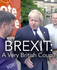 Brexit: A Very British Coup main cover