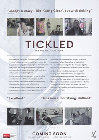 Tickled main cover