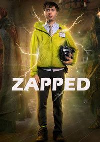 Zapped movie cover