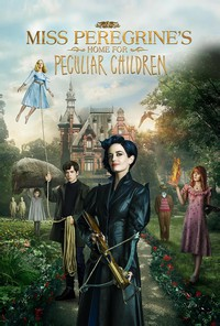 Miss Peregrine's Home for Peculiar Children main cover