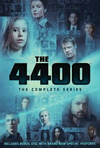 The 4400 movie cover