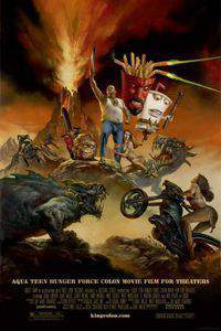 Aqua Teen Hunger Force Colon Movie Film for Theaters main cover