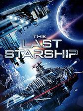 The Last Starship movie cover
