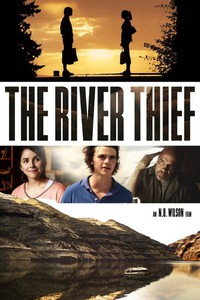 The River Thief main cover