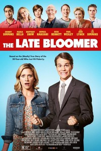 The Late Bloomer main cover