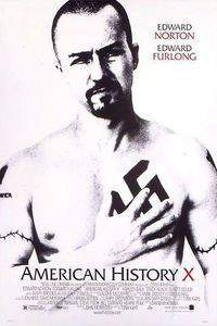 American History X main cover