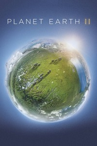 Planet Earth II movie cover