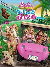 Barbie & Her Sisters in a Puppy Chase main cover