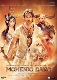 Mohenjo Daro main cover