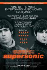 Oasis: Supersonic movie cover
