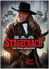 Stagecoach: The Texas Jack Story movie cover