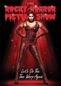 The Rocky Horror Picture Show: Let's Do the Time Warp Again main cover