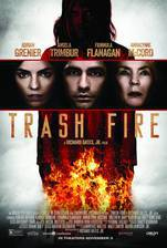 Trash Fire movie cover