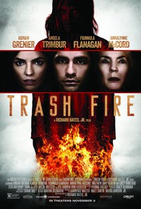 Trash Fire main cover