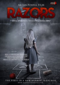 Razors: The Return of Jack the Ripper main cover