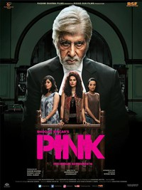 Pink main cover