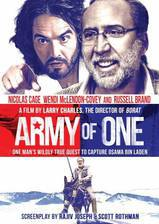 army_of_one_2016 movie cover