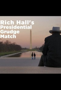 Rich Hall's Presidential Grudge Match main cover