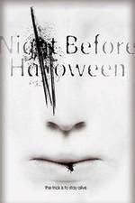 the_night_before_halloween movie cover