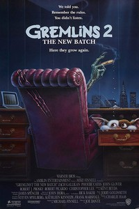 Gremlins 2: The New Batch main cover
