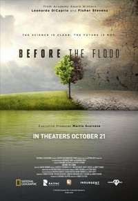 Before the Flood main cover