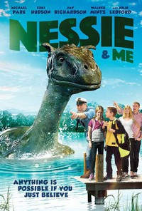 Nessie & Me main cover
