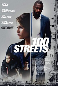 100 Streets main cover