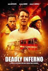 Deadly Inferno main cover