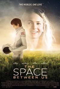 The Space Between Us main cover