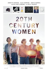 20th Century Women main cover