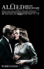 allied movie cover