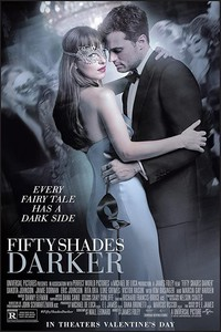 Fifty Shades Darker main cover